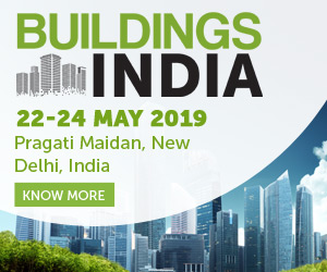 Buildings India/5th Smart Cities India 2019 expo