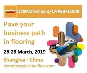 DOMOTEX asia / CHINAFLOOR