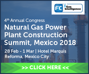 Natural Gas Power Plant 2018