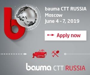bauma CTT RUSSIA 2019 Home