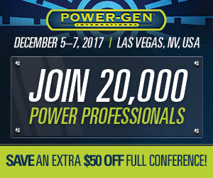 Power Gen 2017