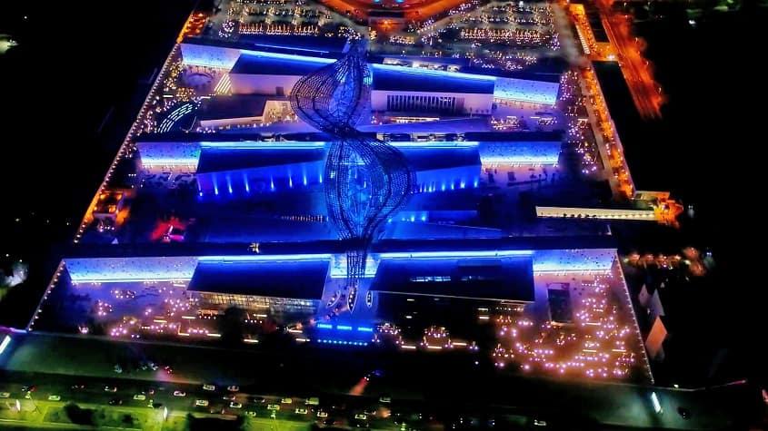 Emir of Kuwait attends inauguration of Sheikh Abdullah Al Salem Cultural Centre