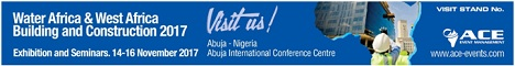 Water Africa & West Africa Building & Construction 2017