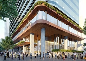 Multiplex Appointed to Winten's Iconic 1 Denison Street Project