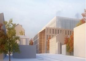 Skanska builds multi-purpose building at the University of Turku