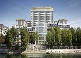 Bouygues construction selected to renovate 17 boulevard morland