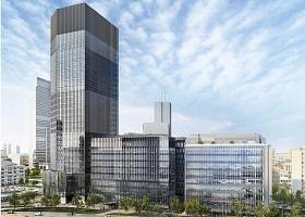 Skanska invests EUR 44 M,  new office development