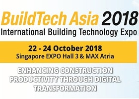 BuildTech Asia 2018