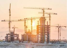 COMANSA cranes in construction