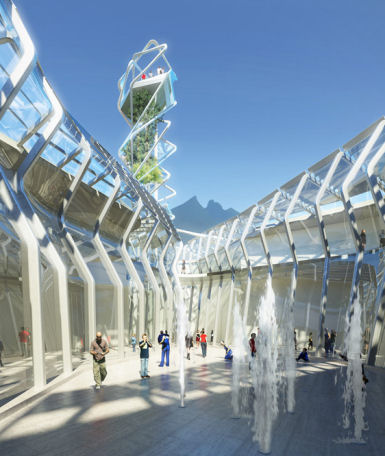 Architect Iñaki Echeverria scoops