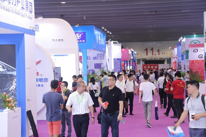 Wire & Cable Guangzhou returns for 2019 with four dedicated zones