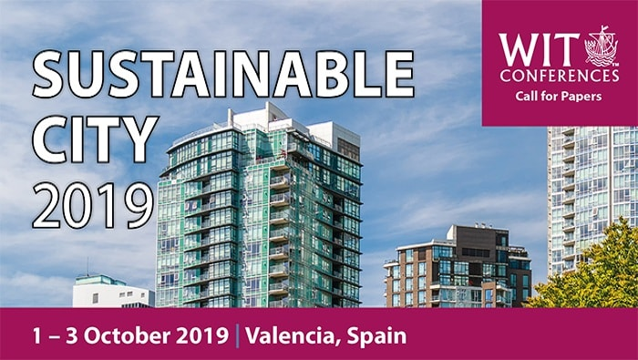 sustainable city 2019
