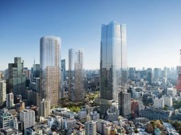Tokyo's tryst with US$5.4 billion construction