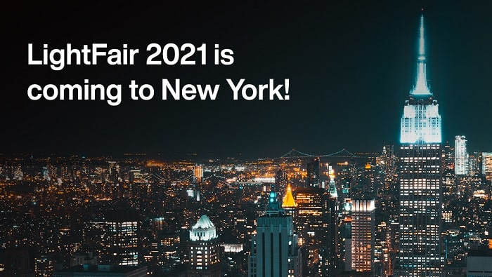 LightFair to be Staged During New York Design Week in 2021