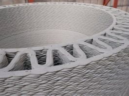 GE Renewable Energy is experimenting with 3D-printed turbine bases for taller towers