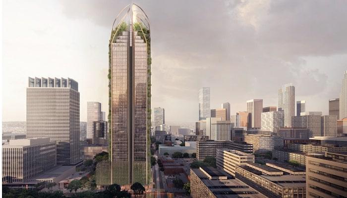 Koichi Takada Architects Reveals Latest Design for L.A.'s Skyline