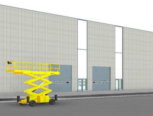 Haulotte launches new Building Information Models objects for scissor lifts