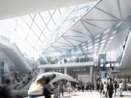 Contract awarded for largest underground transport hub in Asia