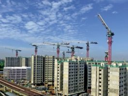Public sector projects drive Singapore's construction recovery