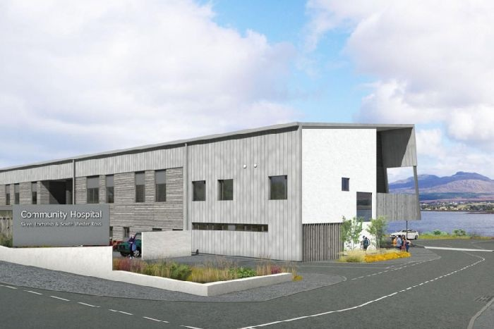 Balfour Beatty awarded 37 million contract to deliver two community hospitals in Scotland