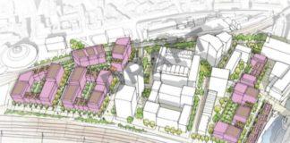 Countryside wins   London Camden estate rebuilds