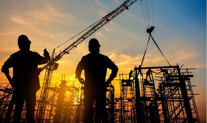 BAM building construction