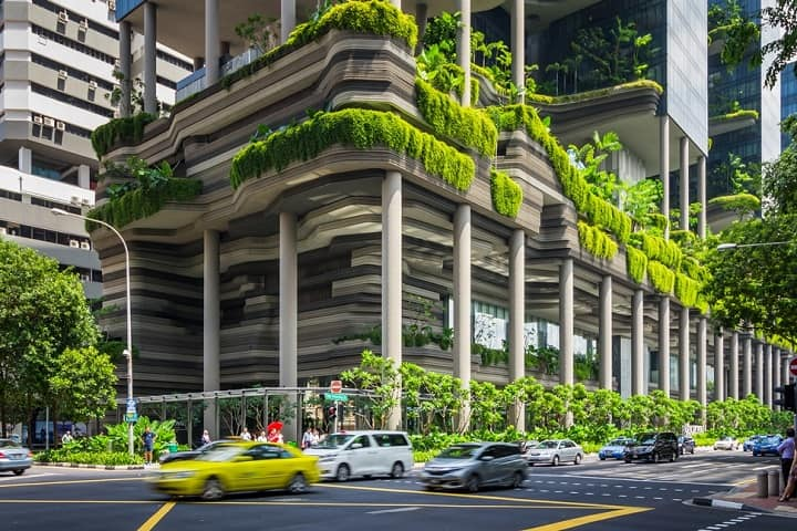 Eco-Friendly Green Buildings and Design