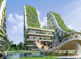 Benefits of going green in construction industry