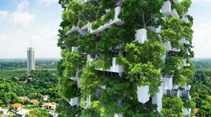 Green Structure: an essential tool for a healthy and eco-friendly life