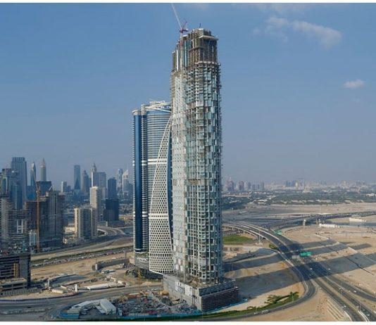 SLS Dubai Hotel & Residences redefines architecture of Dubai