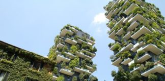 construct Green Buildings