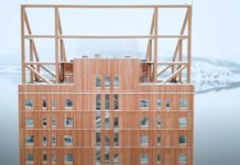 Wooden skyscrapers could transform construction by trapping carbon emission