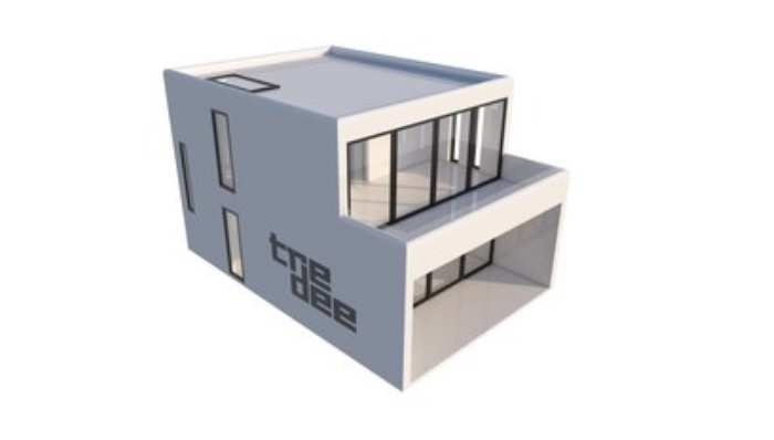 LTG Lofts to go Makes 3D Printed Communities a Reality in Partnership with Black Buffalo 3D