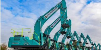 Statom Group invest £3.5million in construction equipment from Molson Group