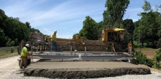 Smart concrete could pave the way for high-tech, cheaper roads