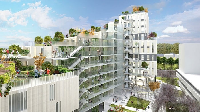 Engineers, designers unveil Tallhouse system for prefab timber urban housing
