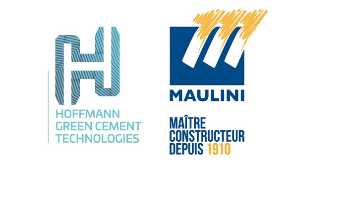 Hoffmann Green Cement Technologies signs contract with Maulini construction