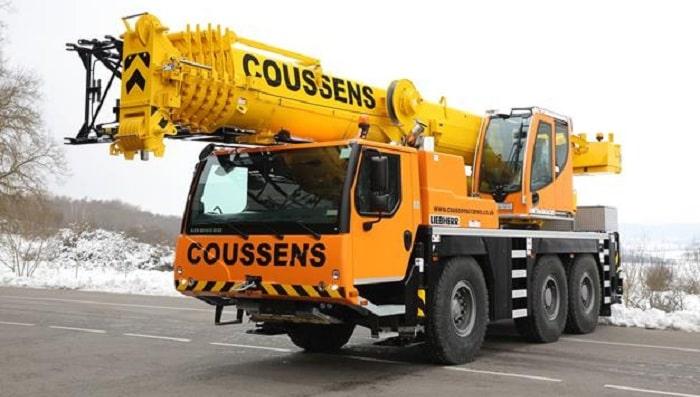 Coussens Crane