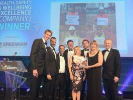 Balfour Beatty win the Construction News awards
