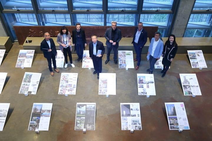 Presentation of the International Urban Project Award at BAU Congress China