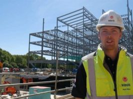 Winvic begins construction on fifth industrial unit at East Midlands Gateway