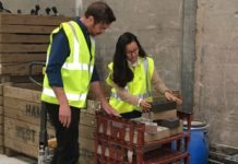 Kenoteq launches brick made almost entirely of construction waste