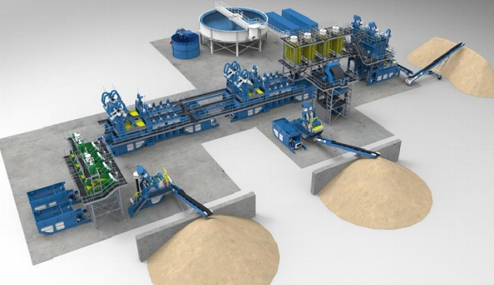 Construction Partners, Inc. to Construct Glass Sand Manufacturing Facility in Georgia