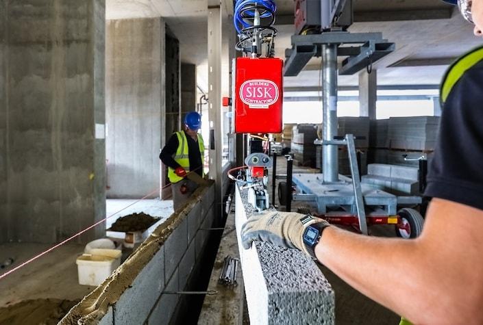 John Sisk & Son construction