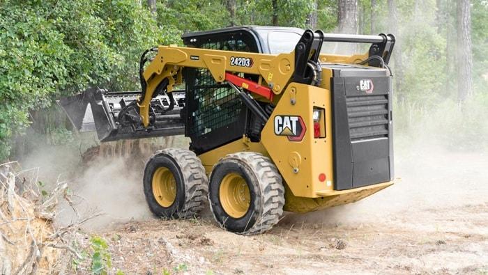 Caterpillar Rolls Out New Cat D3 Series