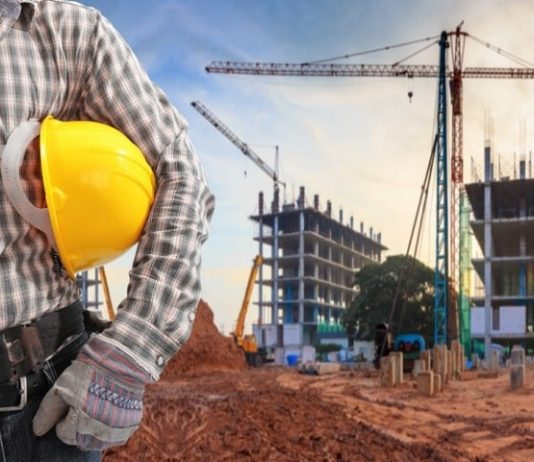 Construction projects continue as normal due to exemption in COVID-19 restirctions