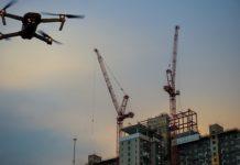 This U.S. construction firm is raising buildings via drone