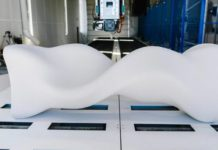 First commercial 3D concrete printer with Sika technology now in operation