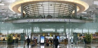 Singapore Halts Construction Of Changi Airport's New Terminal Due To COVID-19