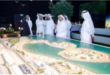 RTA unveils Sunset Promenade featuring floating islands in Dubai